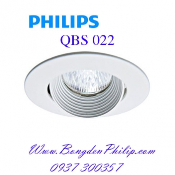 Đèn downlight philips QBS 022